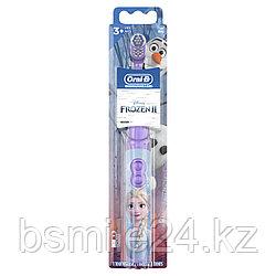 Frozen II Электрическая детская зубная щетка ORAl B