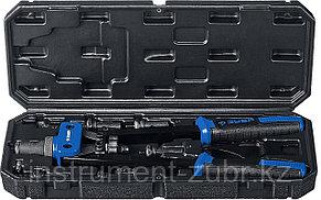 Двуручный заклепочник для резьбовых заклепок ЗУБР РМ3-М10 двуручный заклепочник для резьбовых заклепок в кейсе, фото 3