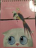 Скетчбук А4 для зарисовок, 210х290 мм, 35 листов, 120 грамм, фото 2