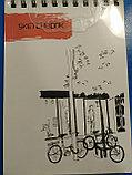 Скетчбук для зарисовок,А5  148х210 мм, 35 листов, 120 грамм, фото 6