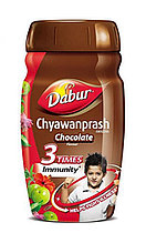 Чаванпраш со вкусом шоколада, Дабур/Dabur, 500 гр
