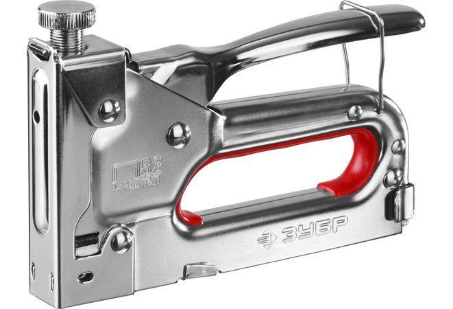 """Степлер для скоб """"M-53"""" тип 53 (4-14 мм), ЗУБР Мастер (31563_z01)"""