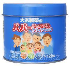 Детские витамины, кальций и лактобактерии 30д, 120 шт