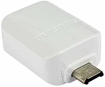Переходник Samsung OTG GH96-9728A White