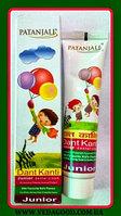 Зубная паста Дант Канти для детей, Патанджали (Dant Kanti Patanjali), 100 гр