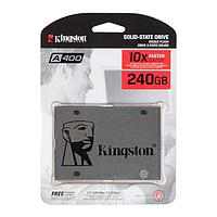 Твердотельный накопитель SSD Kingston A400 SA400S37/240G, 240 GB/ SATA III/ TLC