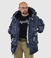 Куртка мужская SAPPORO STEEL BLUE, фото 1