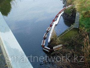 Рулоны для адсорбции масел и нефти на водных поверхностях