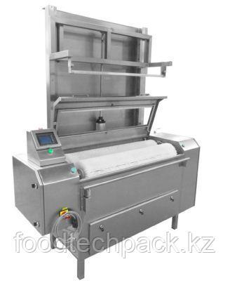 Аппарат для чистки сыровяленых продуктов