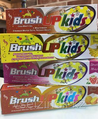 Детская зубная паста Brush UP kids в ассортименте 70гр