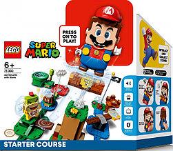 71360 Lego Super Mario Приключения вместе с Марио. Стартовый набор, Лего Супер Марио