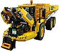 42114 Lego Technic Самосвал Volvo 6х6, Лего Техник, фото 7