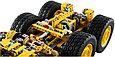 42114 Lego Technic Самосвал Volvo 6х6, Лего Техник, фото 8