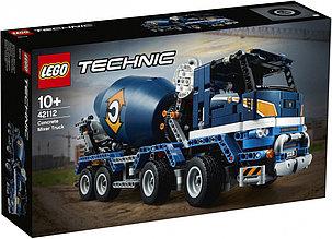42112 Lego Technic Бетономешалка, Лего Техник