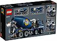 42112 Lego Technic Бетономешалка, Лего Техник, фото 2