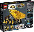 42114 Lego Technic Самосвал Volvo 6х6, Лего Техник, фото 2