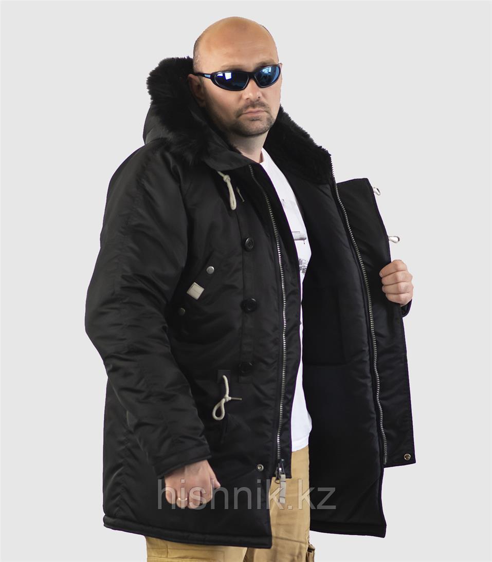 Куртка мужская SAPPORO BLACK/BLACK