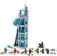 76166 Lego Super Heroes Битва за башню Мстителей, Лего Супергерои Marvel, фото 3