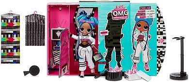 LOL OMG Модная Кукла Леди Релакс (Chillax), 3 серия, ЛОЛ ОМГ Сюрприз