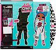 LOL OMG Модная Кукла Леди Релакс (Chillax), 3 серия, ЛОЛ ОМГ Сюрприз, фото 3