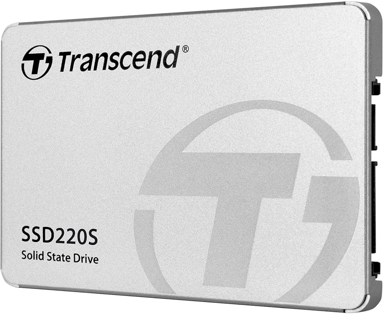 Жесткий диск SSD 480GB Transcend TS480GSSD220S 480