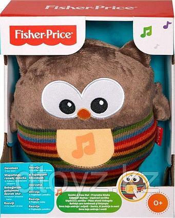Fisher-Price Игрушка для сна Светящаяся сова CDN55