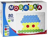Мозаика (80 фишек, белое поле)