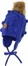 Вязаная детская шапка MACY