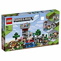 Lego 21161 Minecraft Набор для творчества 3.0