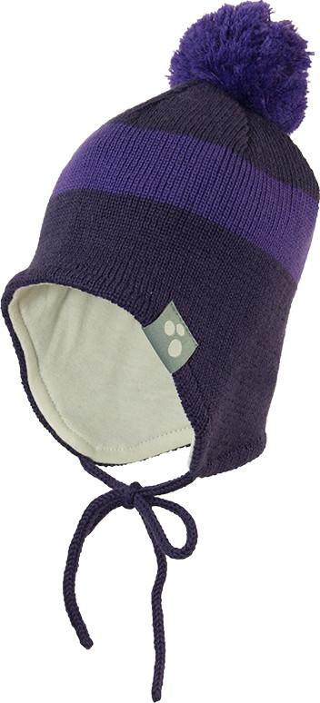 Вязаная детская шапка Huppa VIIRO 1