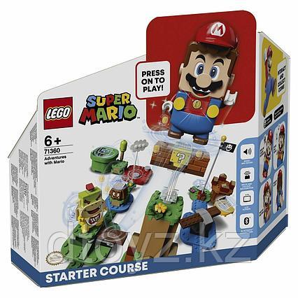 Lego Super Mario 71360 Приключения вместе с Марио