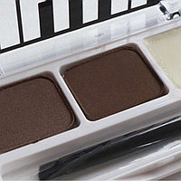 """Набор для макияжа бровей """"BROWISSIMO"""" Классически коричневый"""