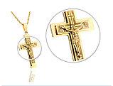 """Кулон-крестик  """"Крест Cross"""", фото 4"""