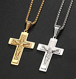 """Кулон-крестик  """"Крест Cross"""", фото 3"""