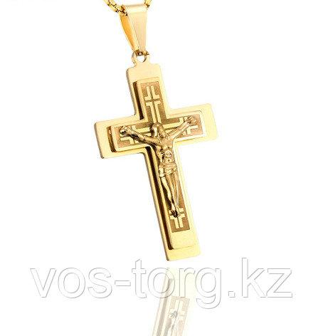 """Кулон-крестик  """"Крест Cross"""""""
