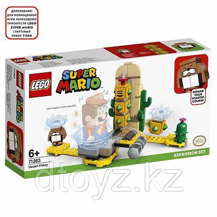 Lego Super Mario 71363 Поки из пустыни