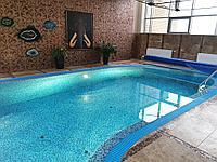 Реконструкция плавательного бассейна