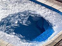 Сервисное обслуживание бассейна (запуск, консервация на зимний период)