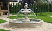 Строительство фонтана любой сложности