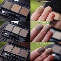 Набор для макияжа бровей EYEBROW STYLING KIT DEEP BROWN