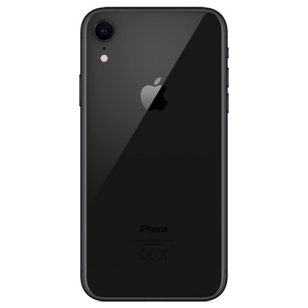 Смартфон Apple IPhone XR 128GB Model A2105 (Black) - фото 2