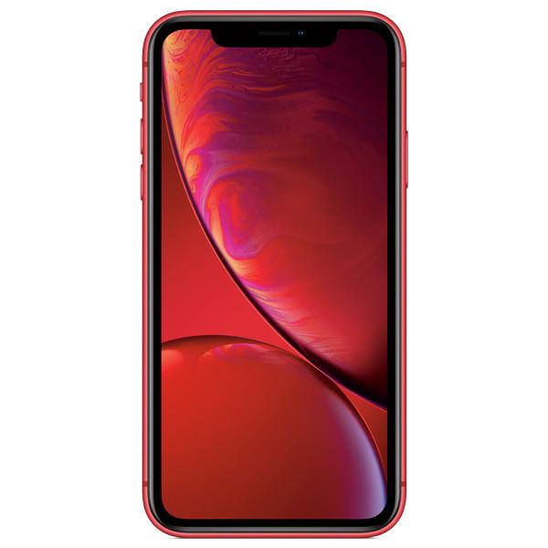 Смартфон Apple IPhone XR 128GB Model A2105 (Red) - фото 1