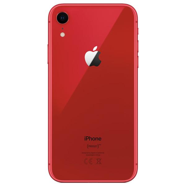 Смартфон Apple IPhone XR 128GB Model A2105 (Red) - фото 2