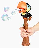 Игрушка для пускания мыльных пузырей Bubble Parrot (Happy Baby, Великобритания)