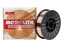 Проволка 0.8мм омедненная 4кг Monolit