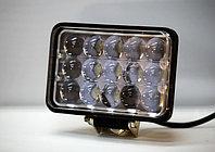 Фара противотуманная светодиодная светло-жёлтая OFF ROAD 45 Вт (дальний/ближний свет)