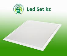 Панель светодиодная LP-02-PRO 36Вт 230В 6500К 2700Лм 595х595х8мм без ЭПРА белая IP40 LLT