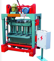 Станки для производства сплитерных блоков Q4-30B