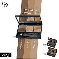 Набор для макияжа бровей EYEBROW STYLING KIT