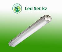 Светильник влагозащищенный ЛСП-456 2х36Вт Т8/G13 IP65
